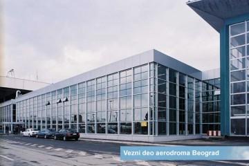 Aerodrom Beograd - vezni deo