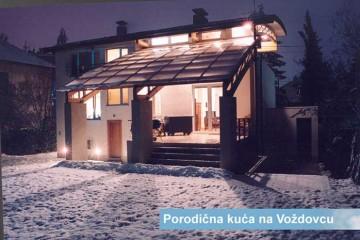 Porodična kuća Prelević - Voždovac, Beograd